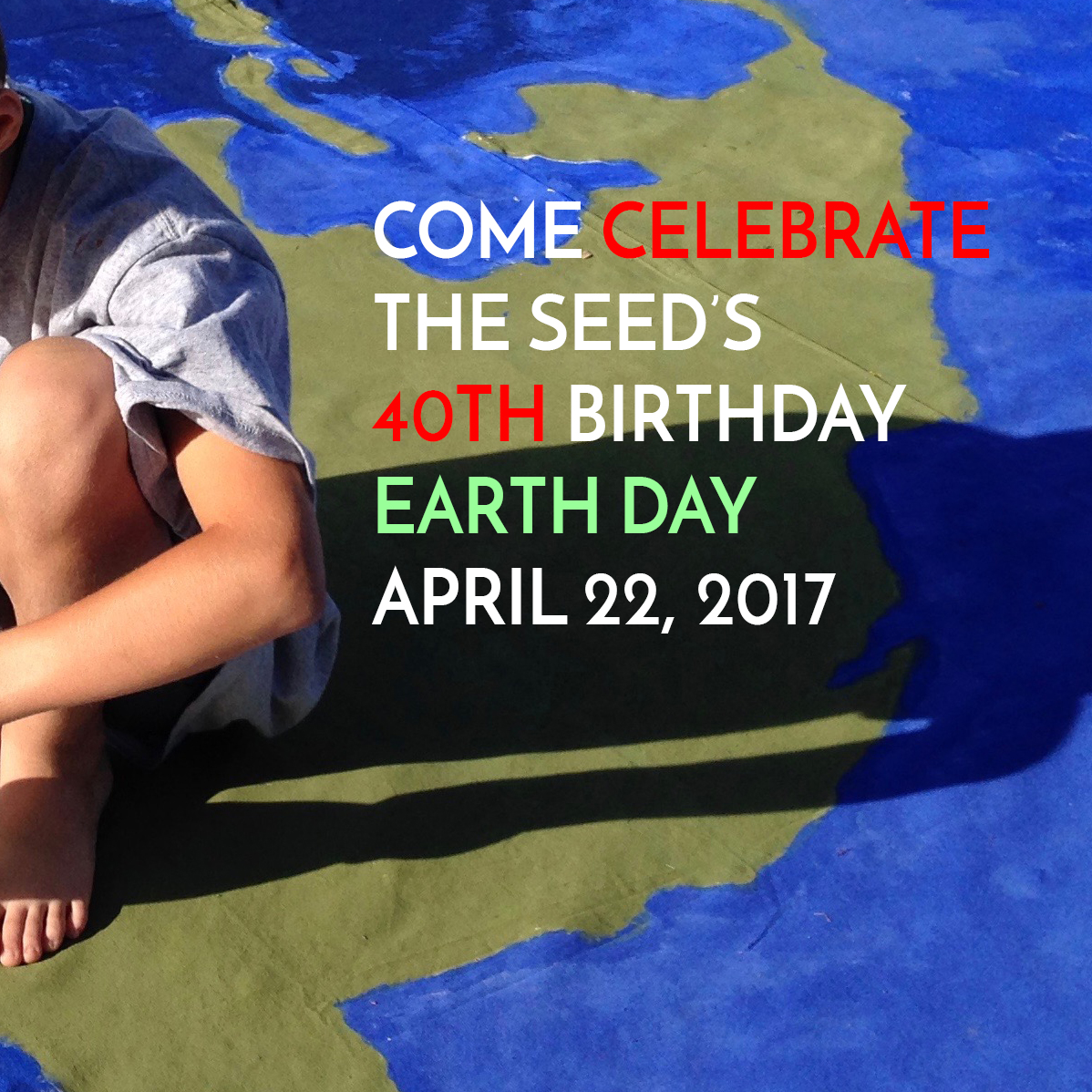 Earth Day 40th Celebration